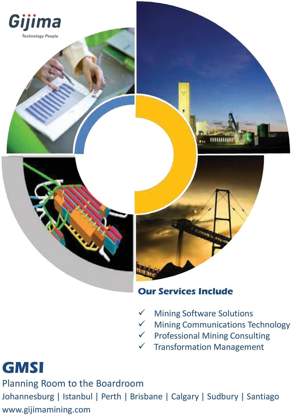 Professional Mining Consulting Transformation Management