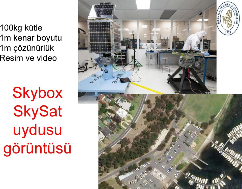 Resim ve video Skybox