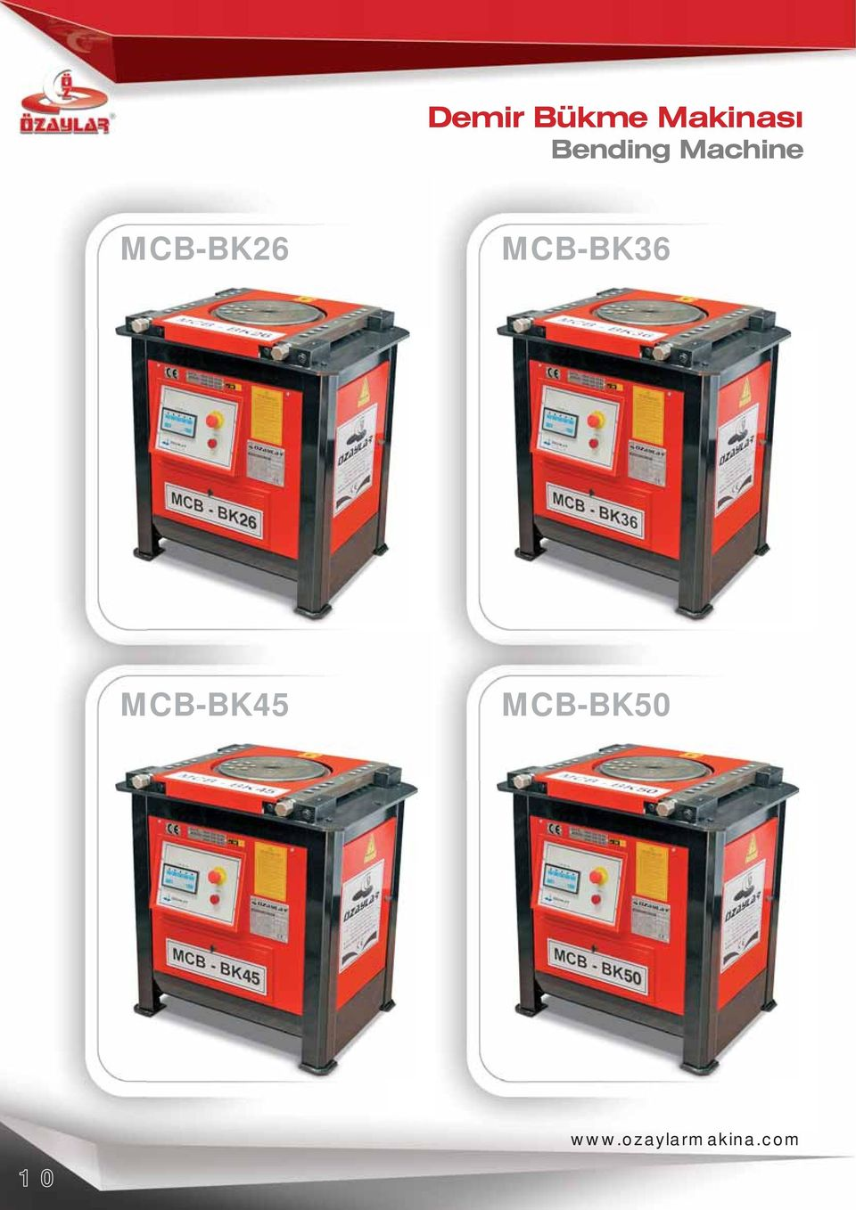 Machine MCB-BK26