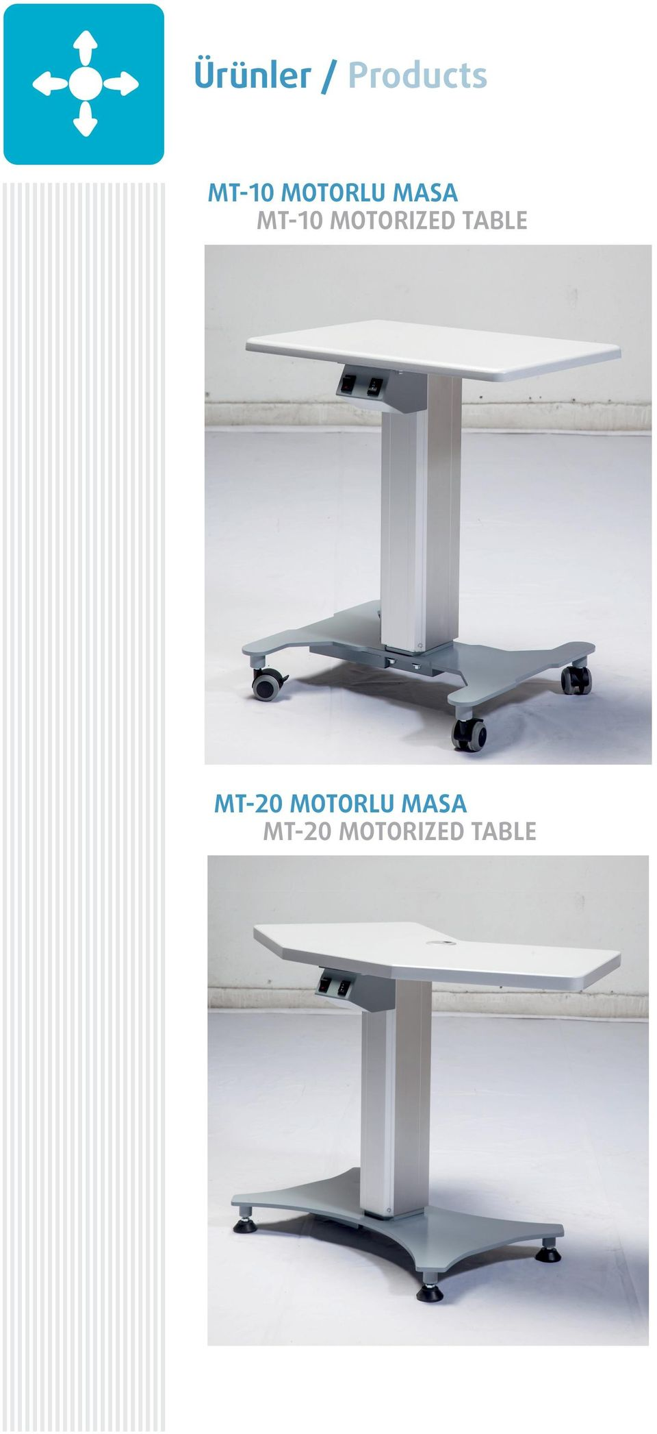 MOTORIZED TABLE MT-20