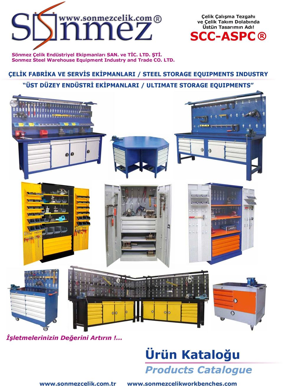 Sonmez Steel Warehouse Equipment Industry and Trade CO. LTD.