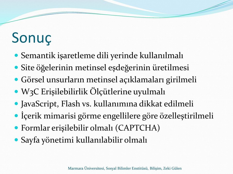 uyulmalı JavaScript, Flash vs.