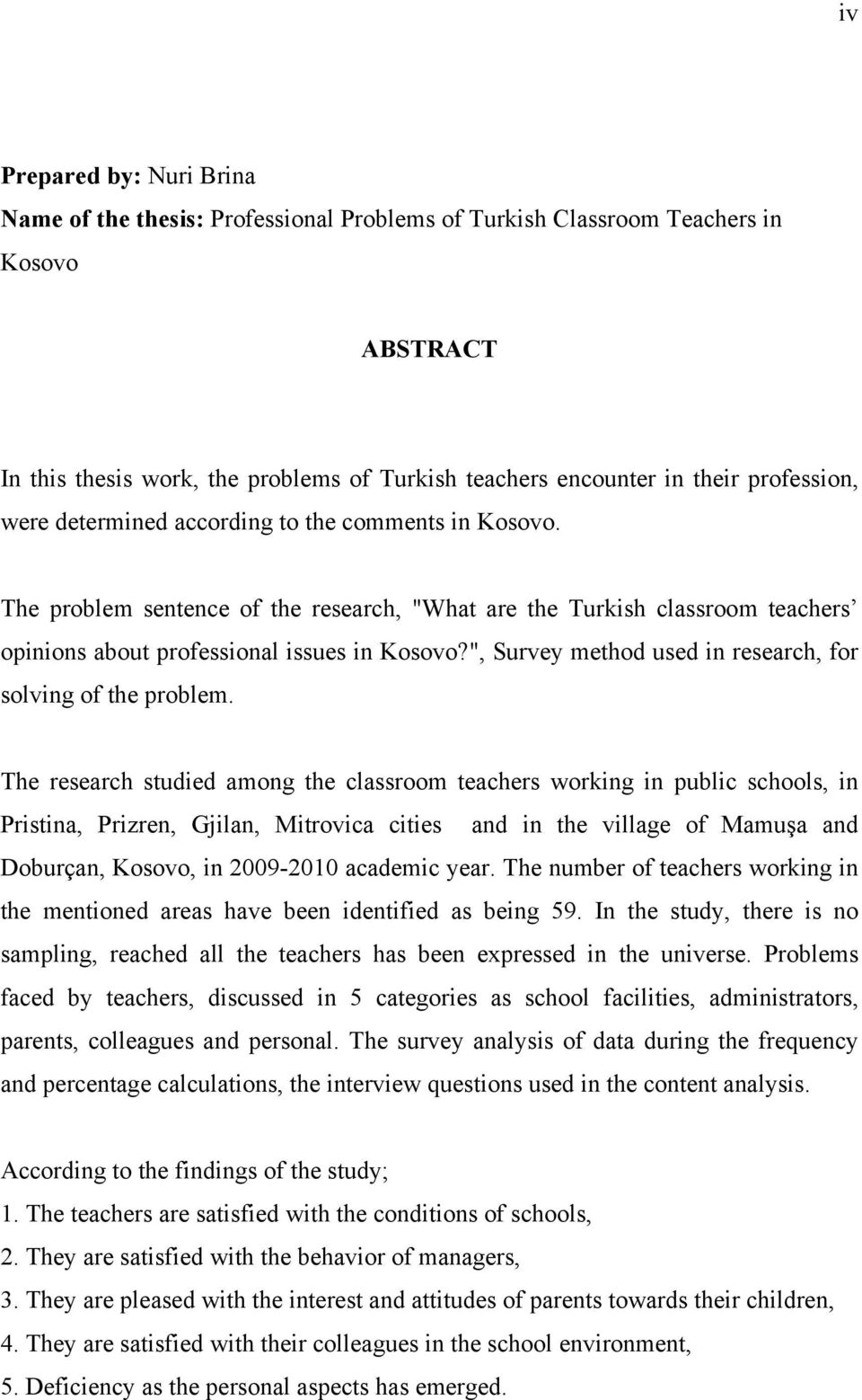 """, Survey method used in research, for solving of the problem."