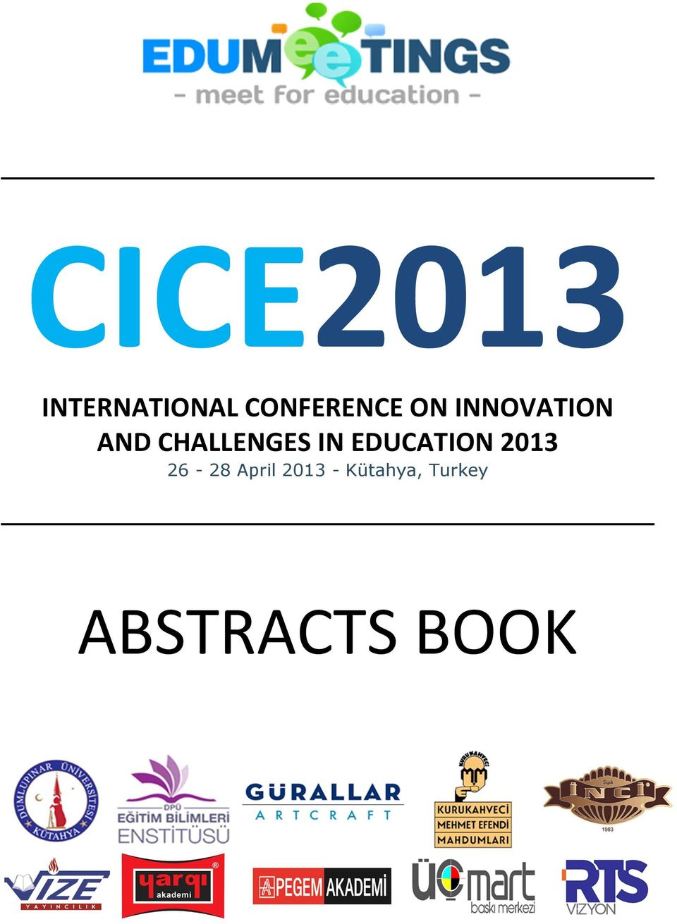 CHALLENGES IN EDUCATION 2013