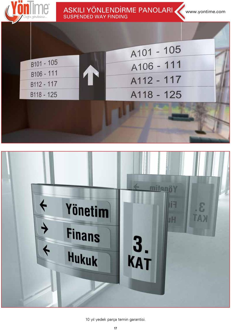 WAY FINDING 10 yıl