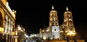 Veracruz, Veracruz. Puebla, Puebla. Land where the moon spills its white loveliness The city of angels is waiting for you! Come and live Puebla! Aguascalientes, Aguascalientes. Guanajuato, Guanajuato.