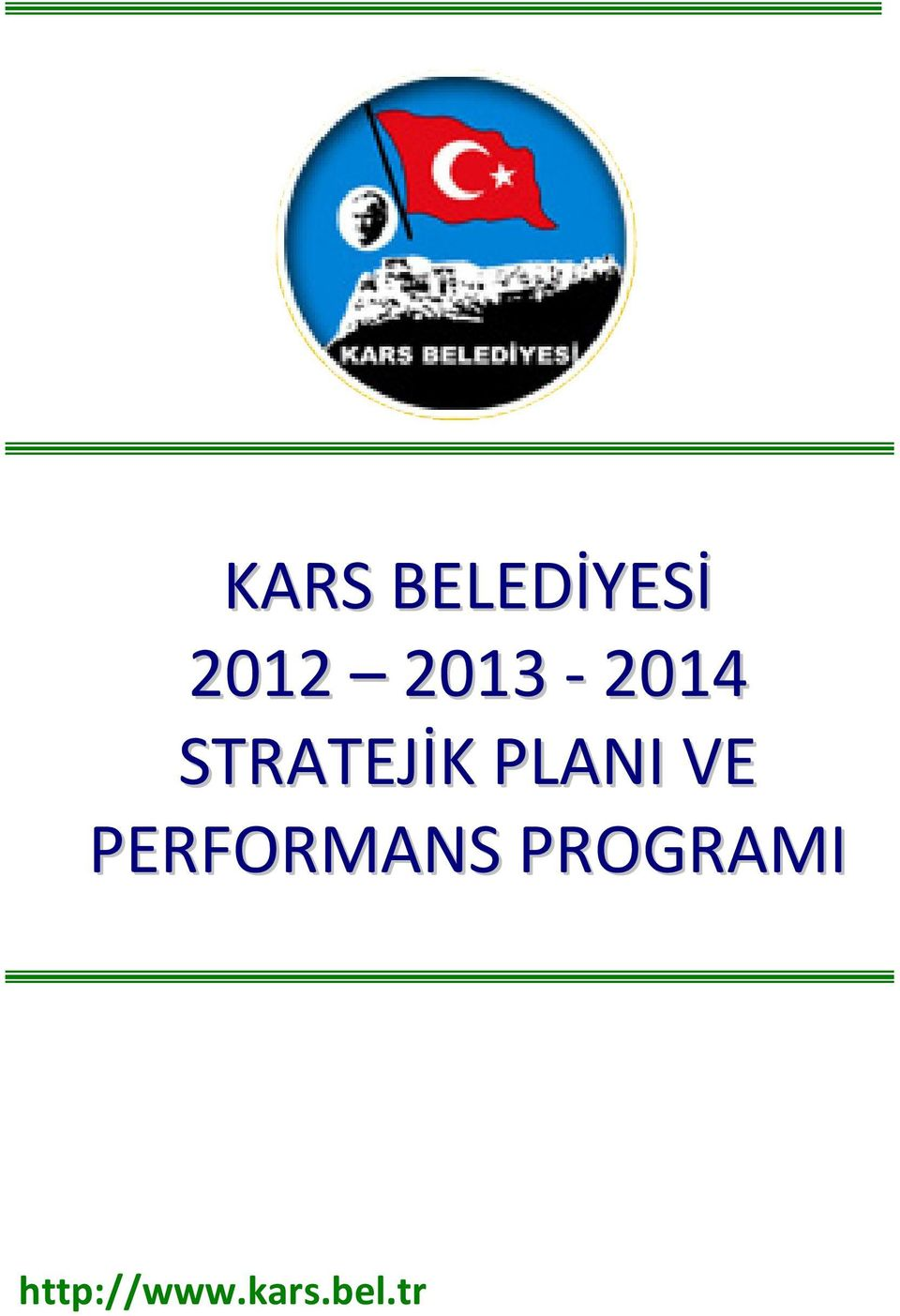 PLANI VE PERFORMANS