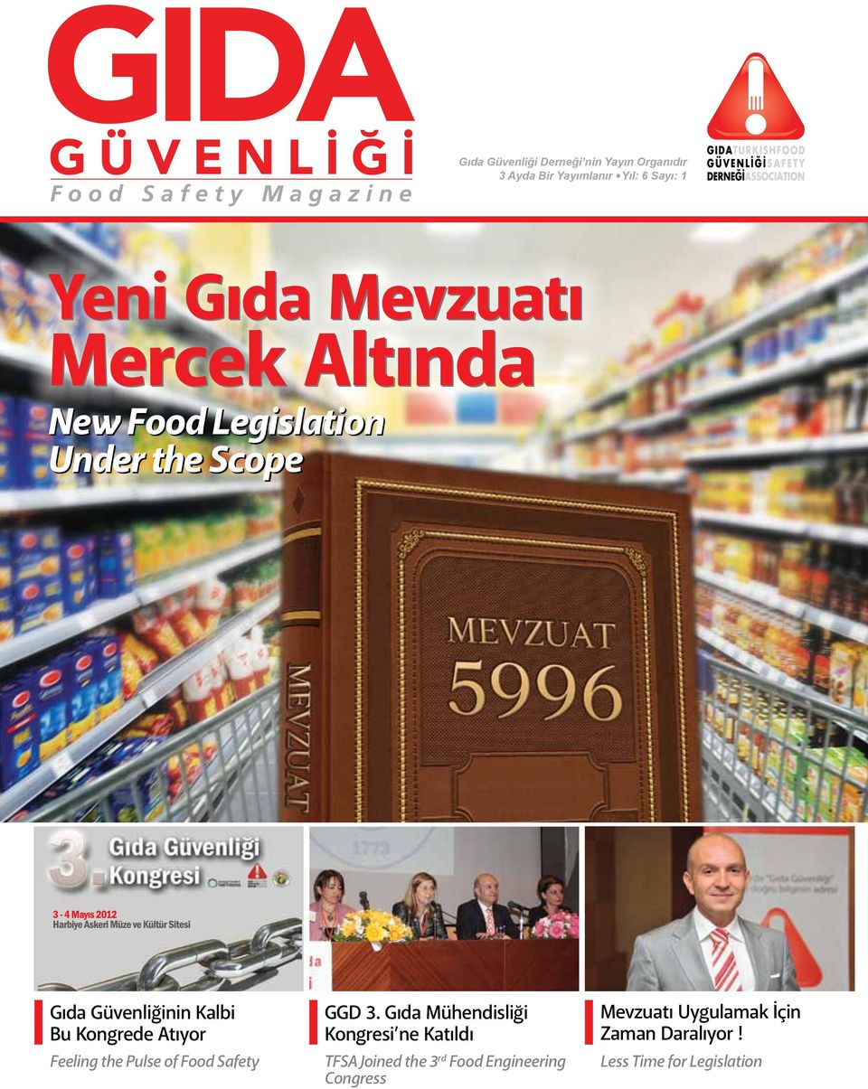 Atıyor Feeling the Pulse of Food Safety GGD 3.