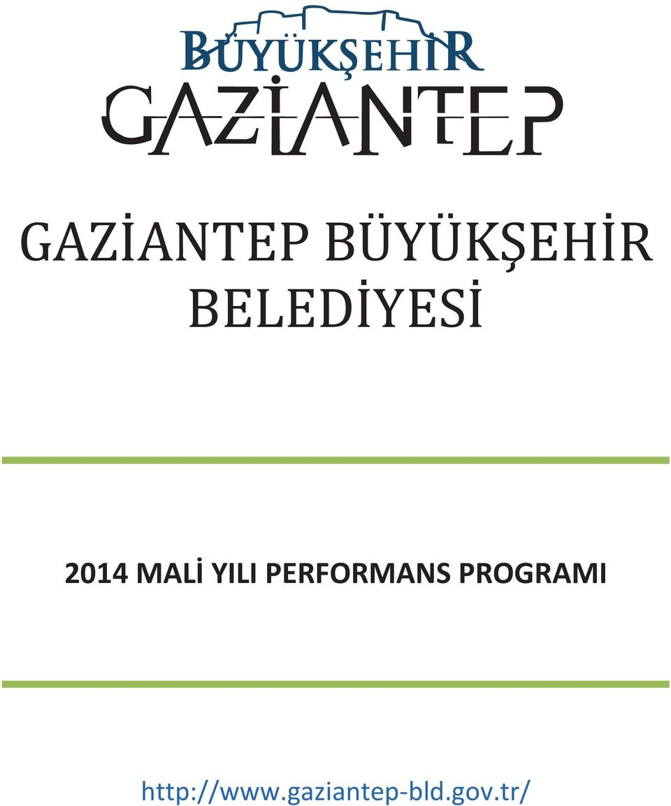 YILI PERFORMANS PROGRAMI