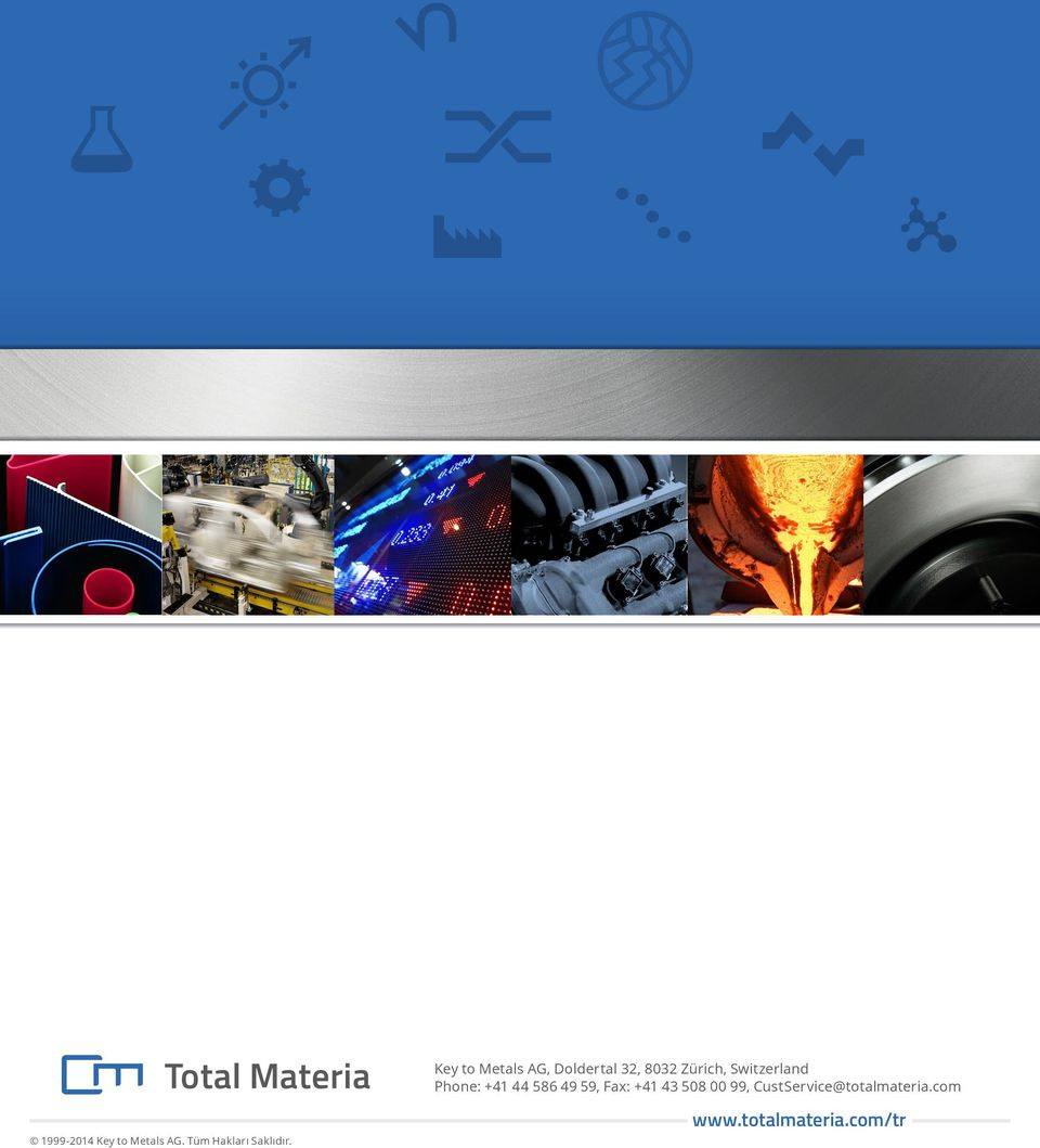 43 508 00 99, CustService@totalmateria.