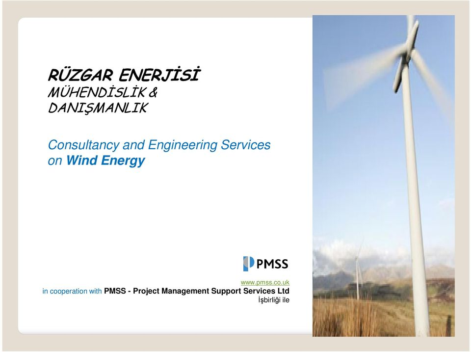 Energy www.pmss.co.