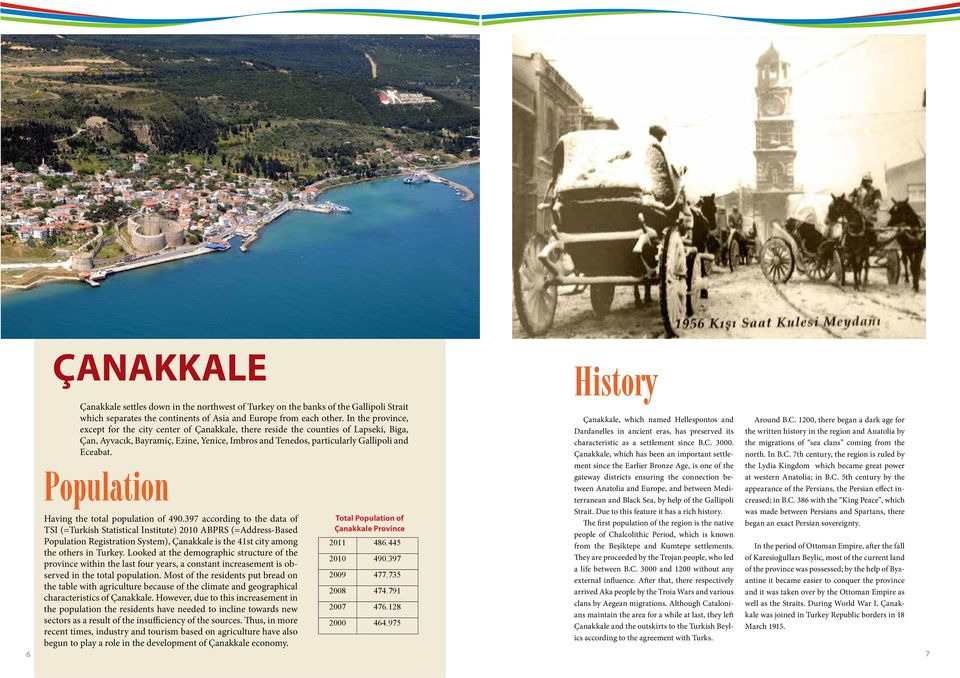 Çanakkale settles down in the northwest of Turkey on the banks of the Gallipoli Strait which separates the continents of Asia and Europe from each other.