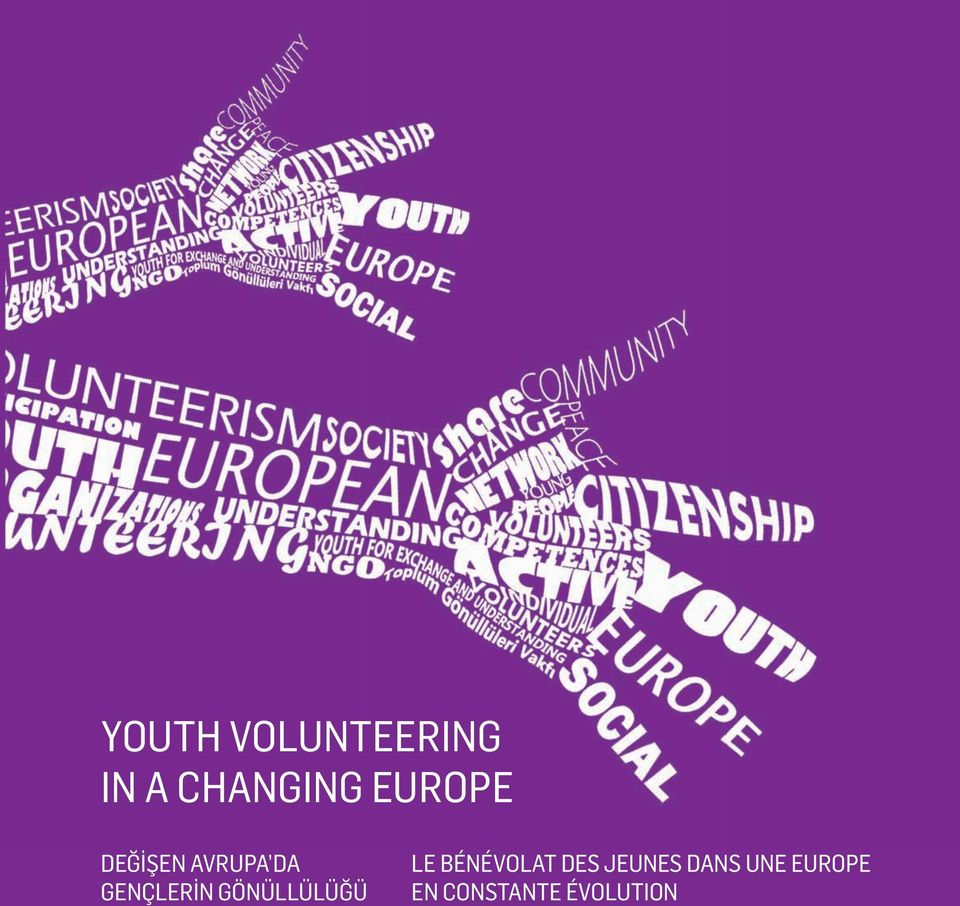 VOLUNTEERING IN A CHANGING EUROPE Marko Paunovic Youth for Exchange and Understanding International