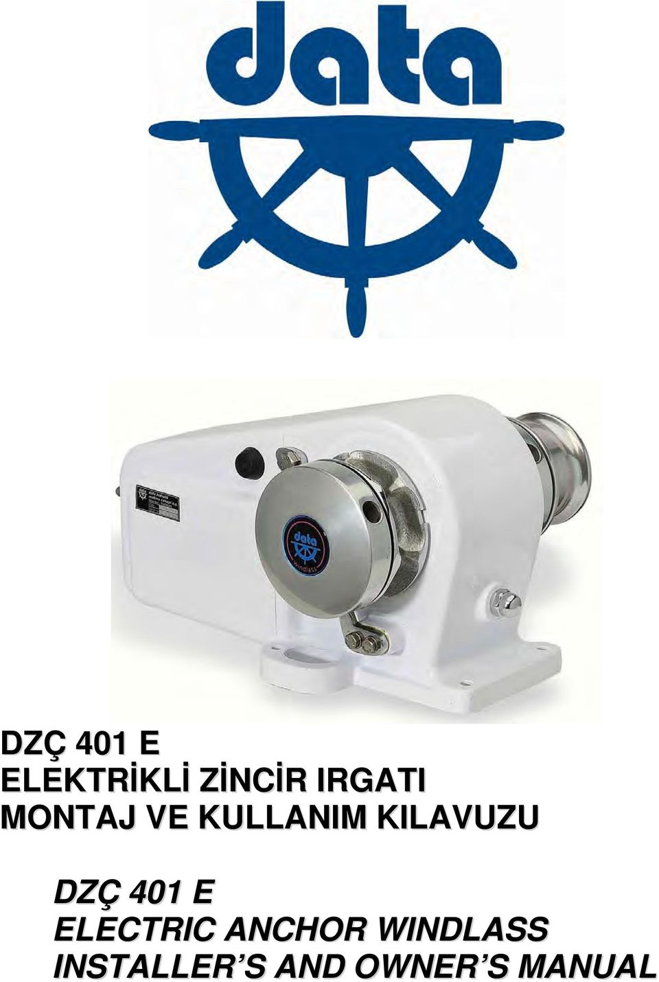 KILAVUZU DZÇ 401 E ELECTRIC