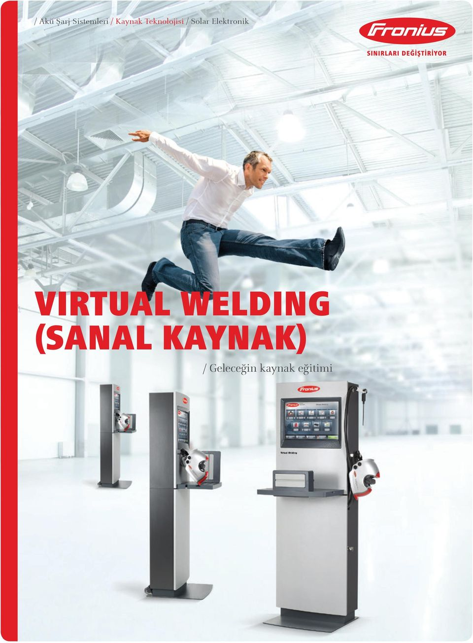 Elektronik VIrtual WeldIng