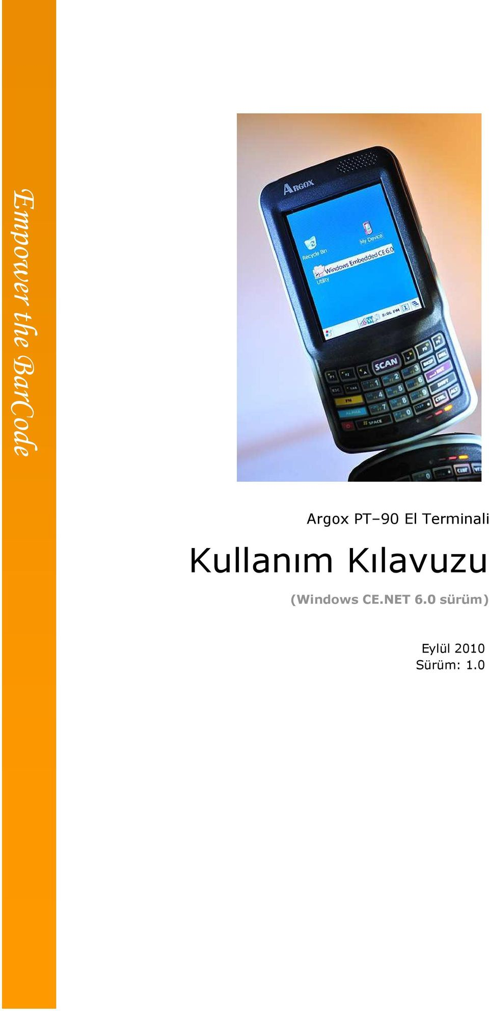 Kılavuzu (Windows CE.NET 6.