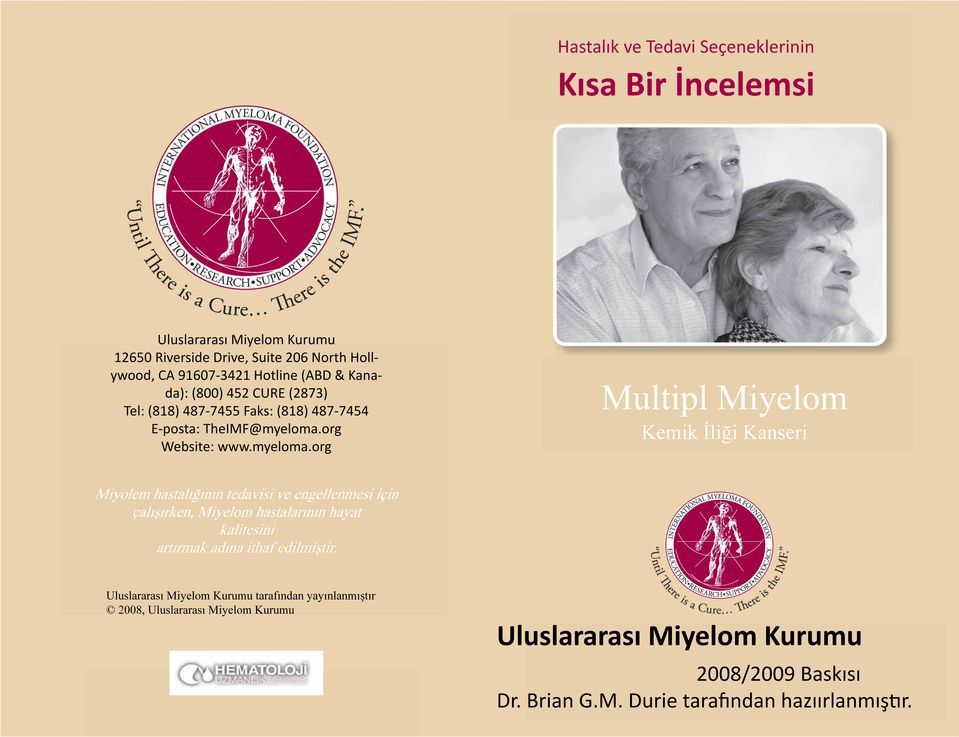 org Website: www.myeloma.