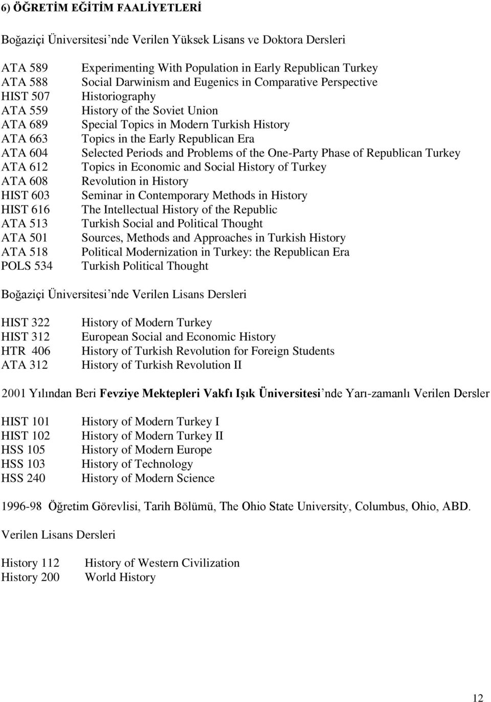 Modern Turkish History Topics in the Early Republican Era Selected Periods and Problems of the One-Party Phase of Republican Turkey Topics in Economic and Social History of Turkey Revolution in