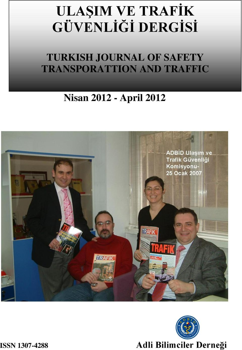 TRANSPORATTION AND TRAFFIC Nisan 2012