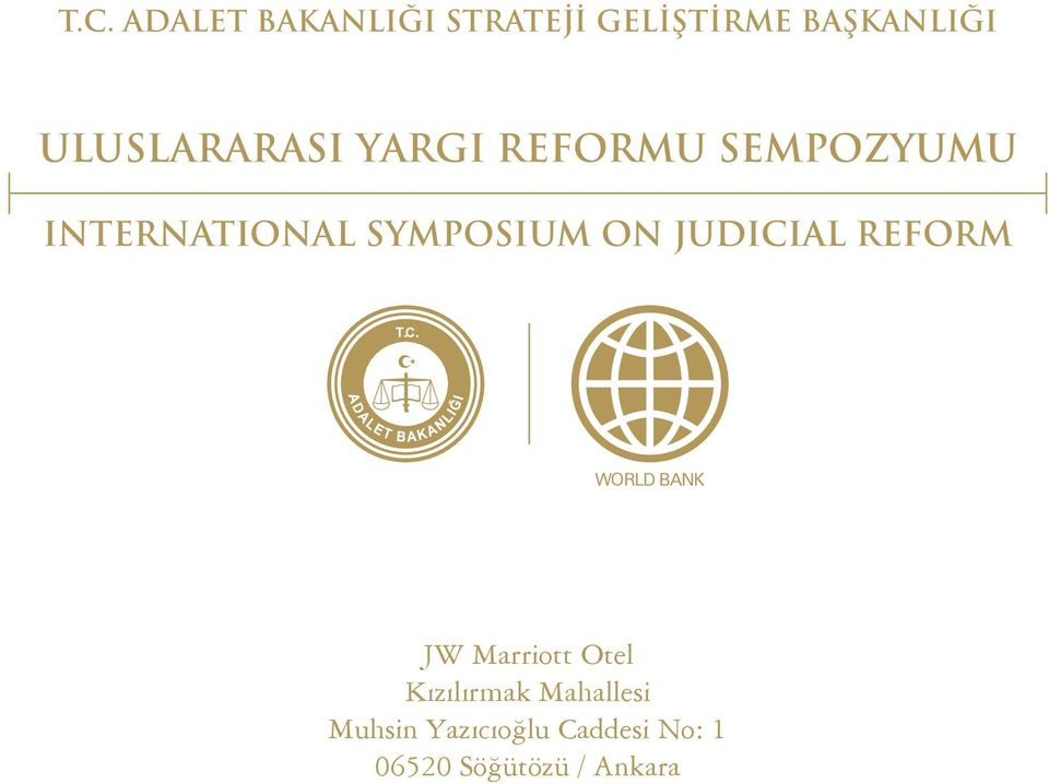 SYMPOSIUM ON JUDICI