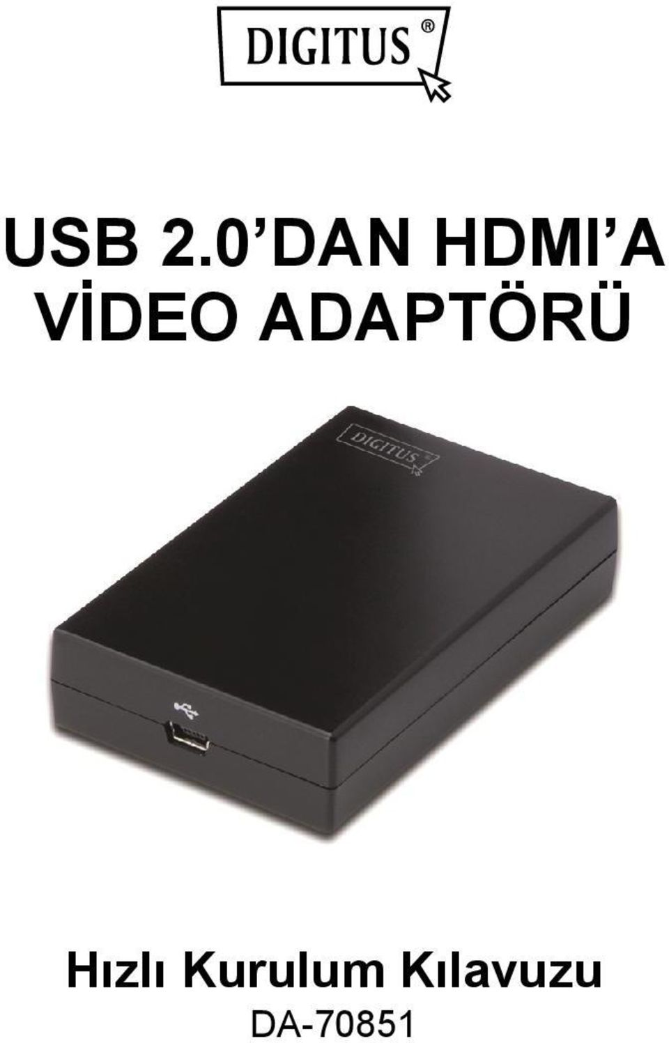 VİDEO ADAPTÖRÜ