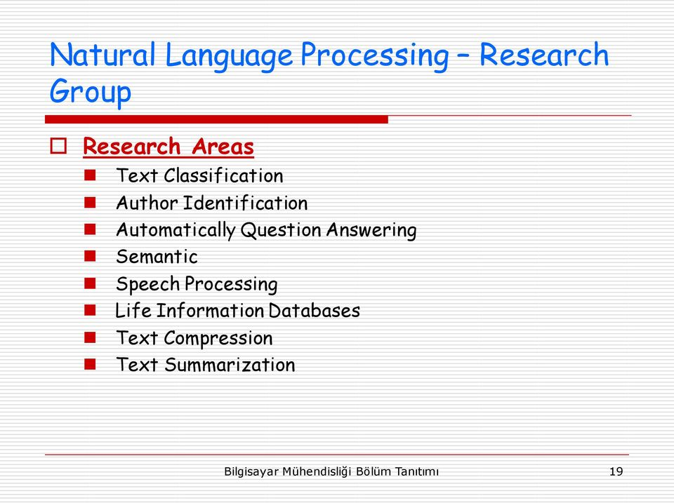 Answering Semantic Speech Processing Life Information Databases