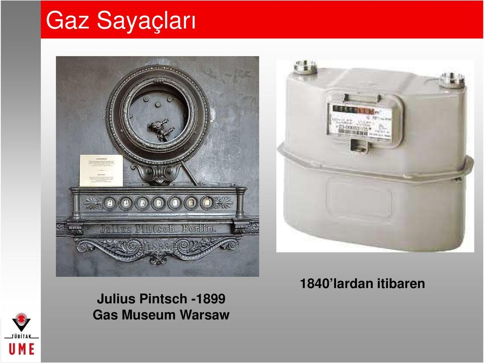 -1899 Gas Museum