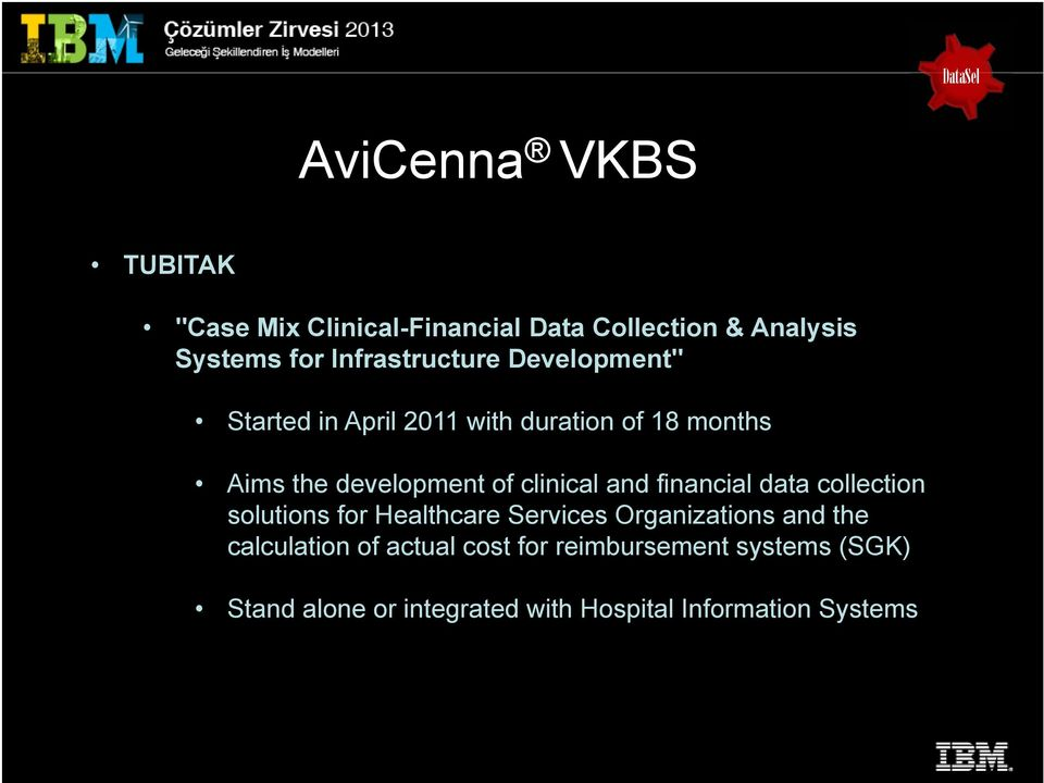 clinical and financial data collection solutions for Healthcare Services Organizations and the