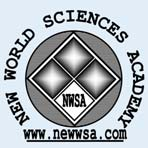 ISSN:1306-3111 e-journal of New World Sciences Academy 2009, Volume: 4, Number: 1, Article Number: 1C0017 EDUCATION SCIENCES Received: June 2008 Accepted: January 2009 Series : 1C ISSN : 1308-7274