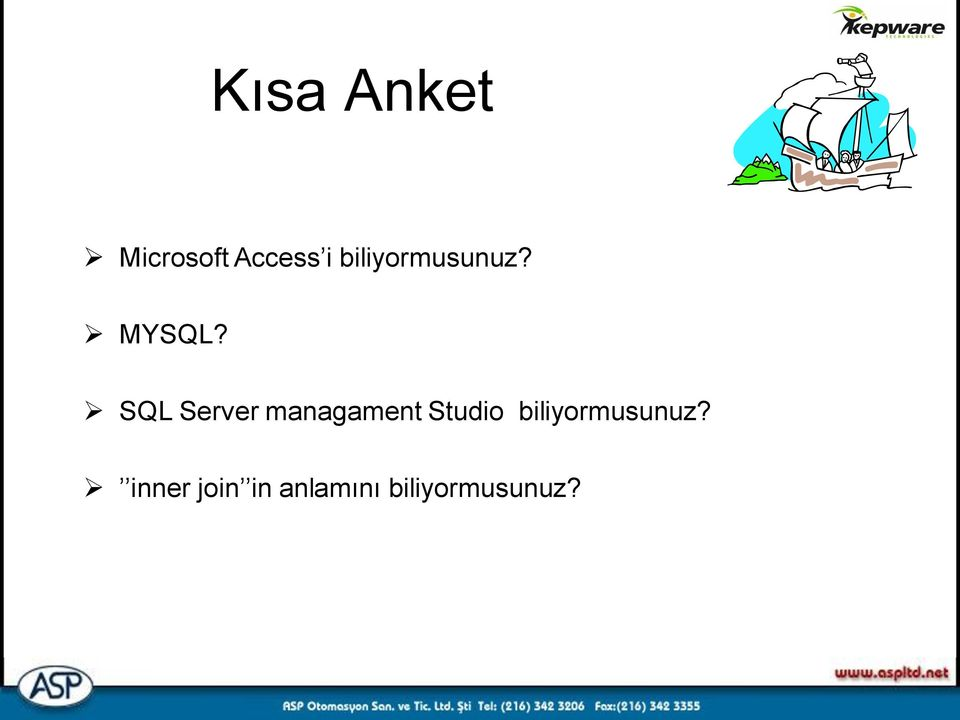 SQL Server managament Studio