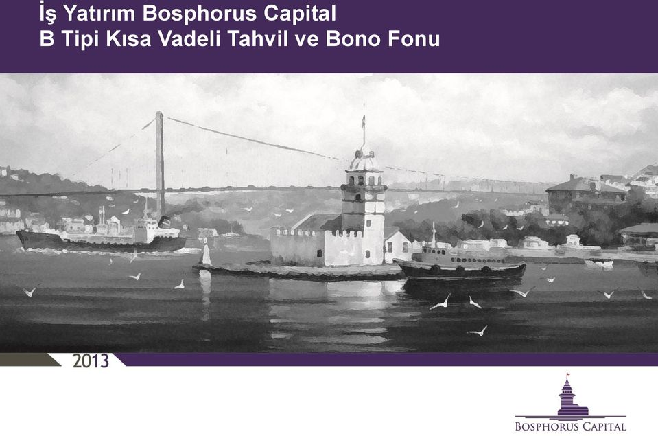 Bosphorus Capital B