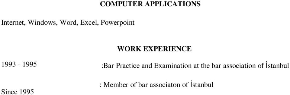 :Bar Practice and Examination at the bar