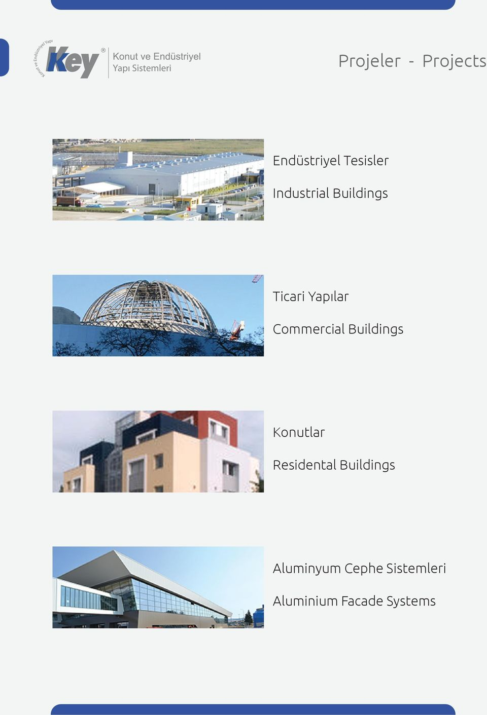Commercial Buildings Konutlar Residental
