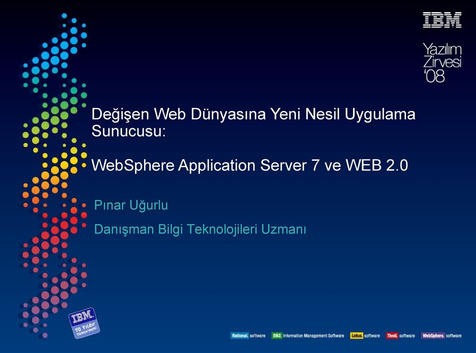 Application 7 ve WEB 2.