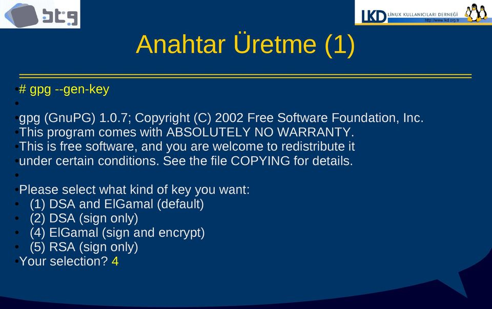 This is free software, and you are welcome to redistribute it under certain conditions.