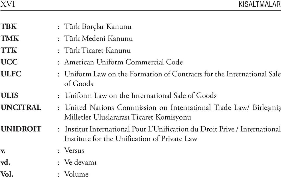 Contracts for the International Sale of Goods : Uniform Law on the International Sale of Goods : United Nations Commission on International