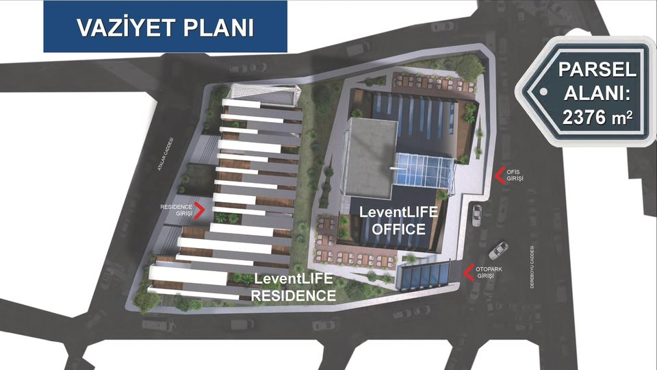 GİRİŞİ LeventLIFE OFFICE LeventLIFE