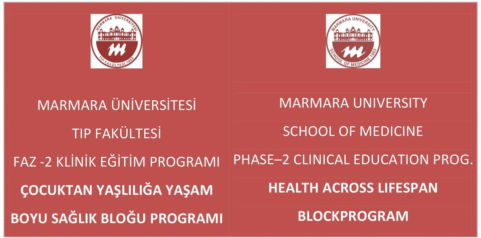 of Development of Lifelong Health Prog.) Assoc. Prof, Serap ÇİFÇİLİ Faz-2 Koordinatörleri / Phase-2 Coordinators Çocuk Hastalıkları Staj Prog. Koordinatörü (Coor. of Pediatrics Dis. Prog.) Assoc. Prof, Perran BORAN Assoc.
