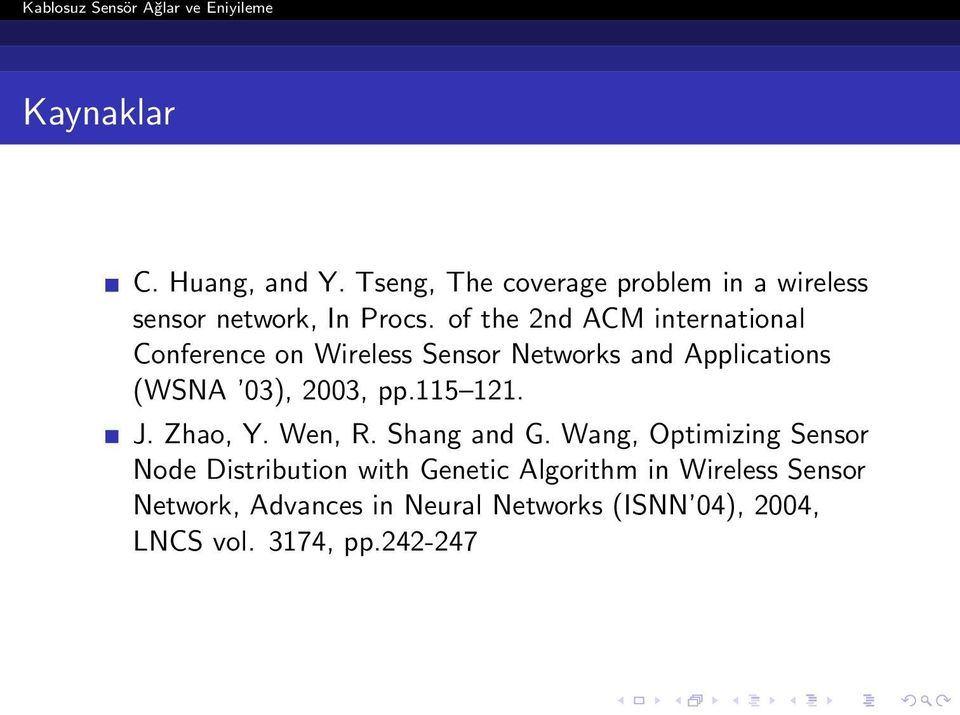pp.115 121. J. Zhao, Y. Wen, R. Shang and G.