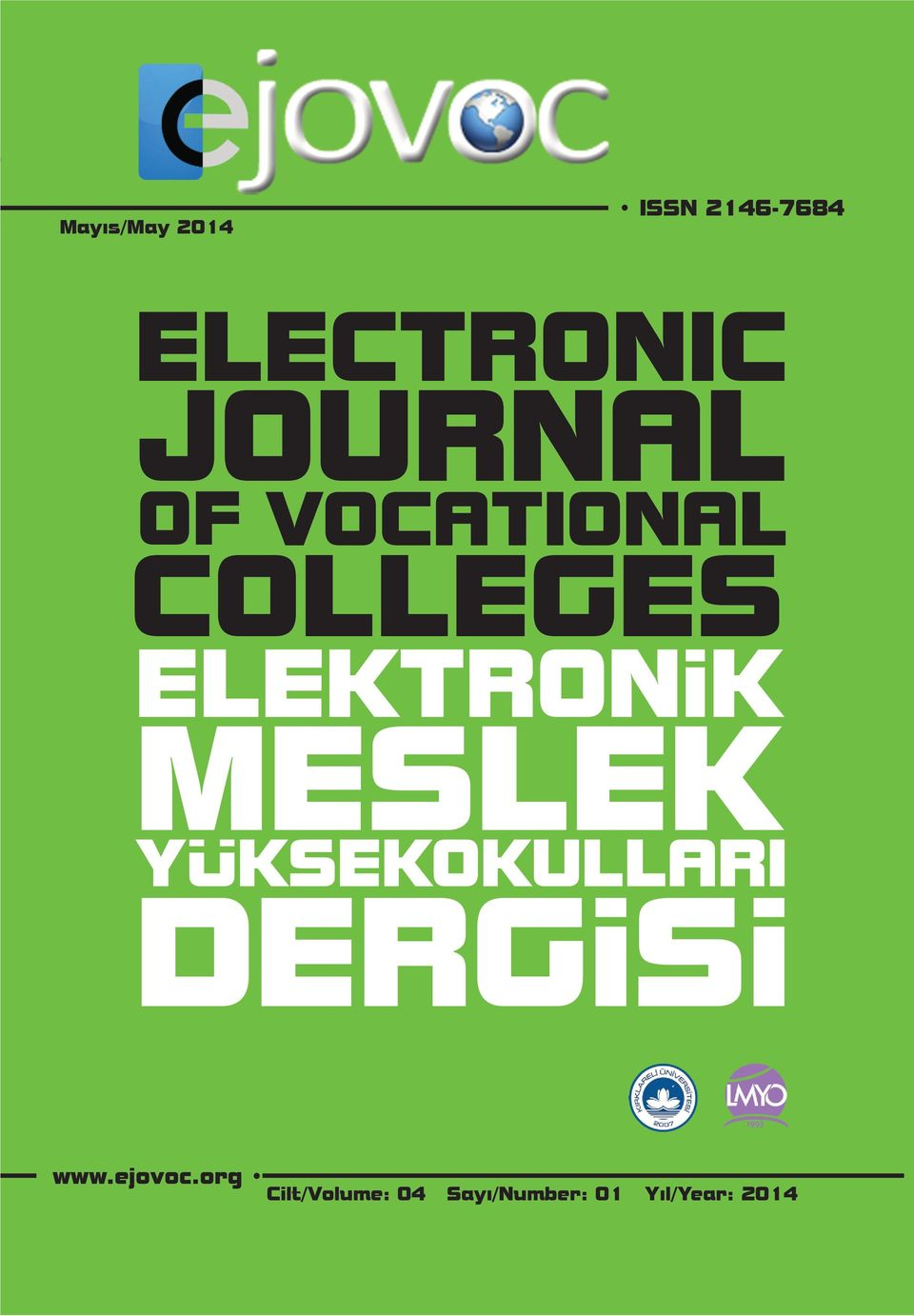 org Phone: +90 288 4174996 Fax: +90 288 4128455 ELECTRONIC JOURNAL
