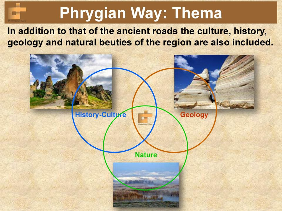 geology and natural beuties of the region