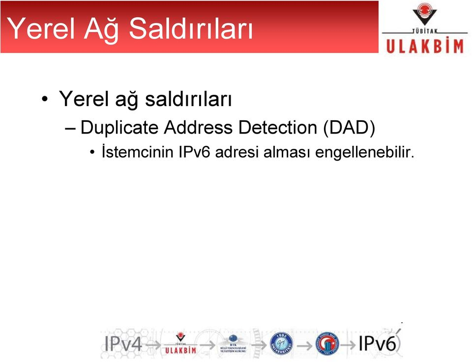 Detection (DAD) İstemcinin