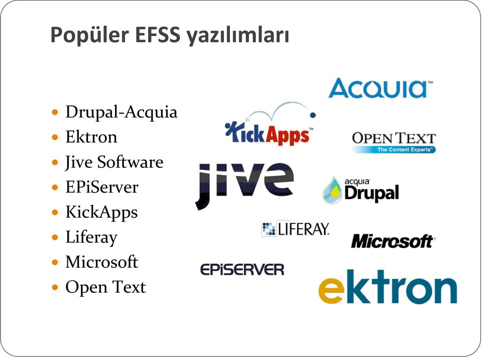 Software EPiServer