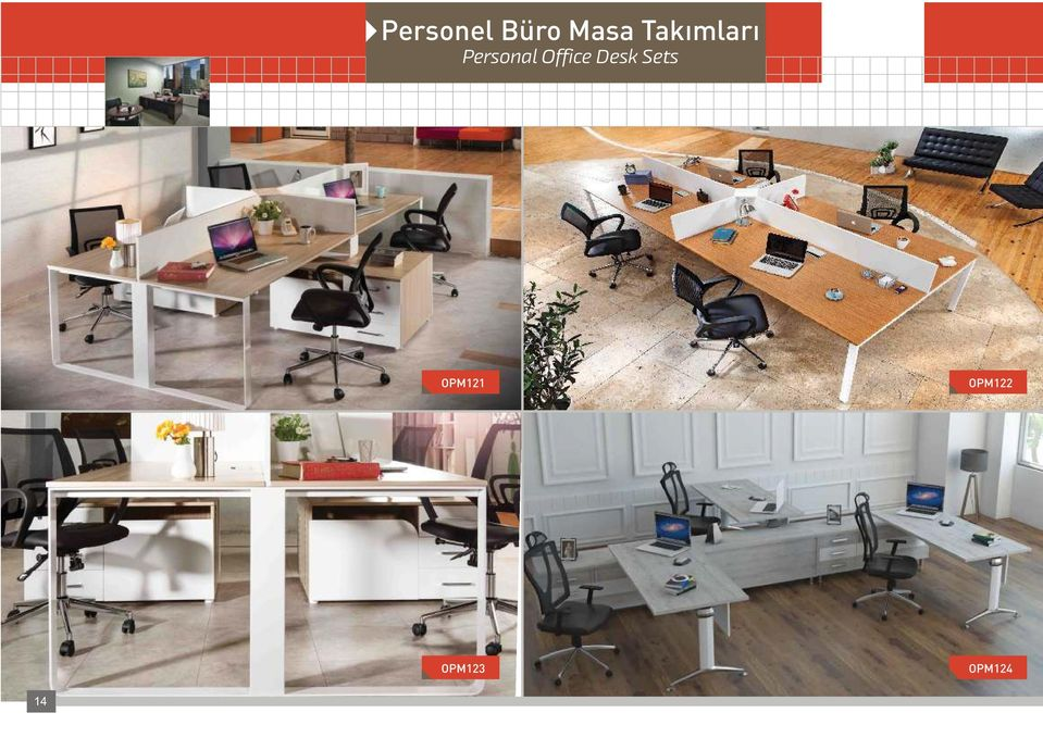 Office Desk Sets