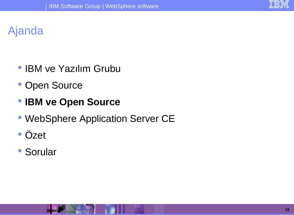 Open Source WebSphere