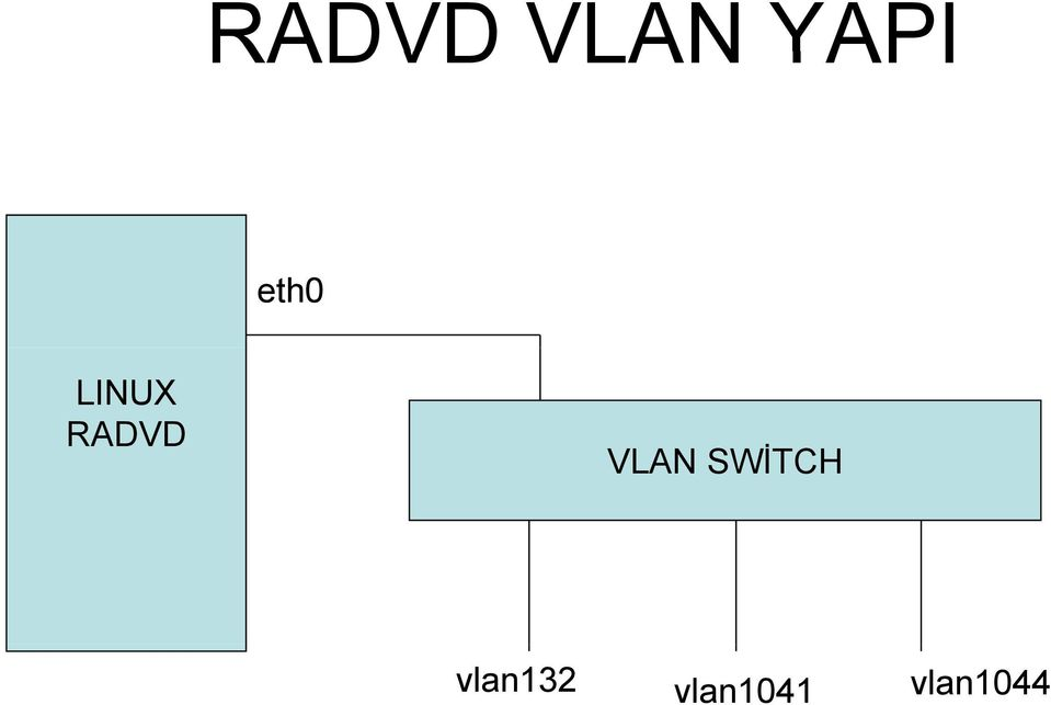 VLAN SWİTCH