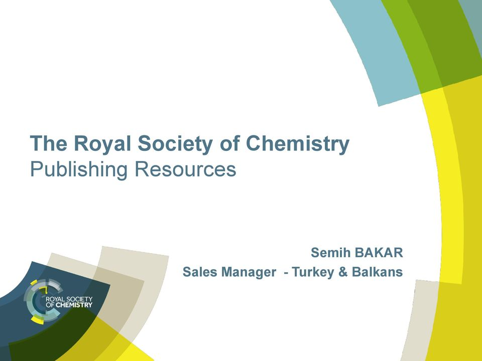 Resources Semih BAKAR