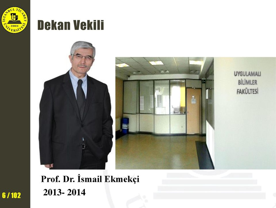 Dr. İsmail