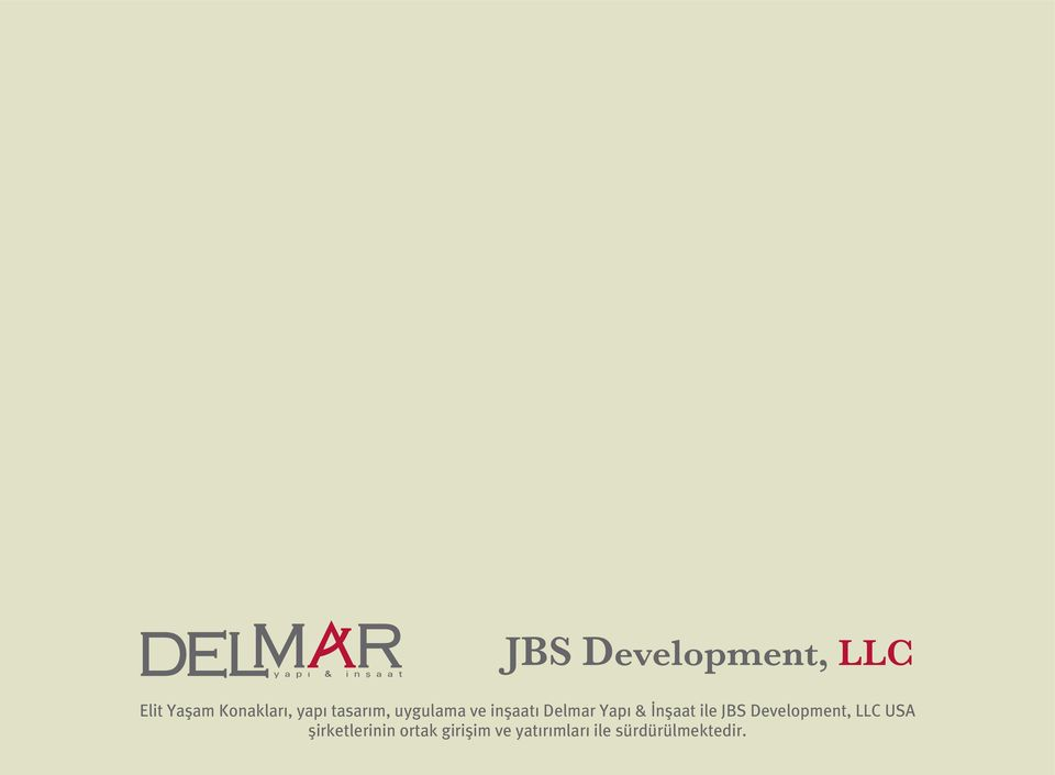 nflaat ile JBS Development, LLC USA