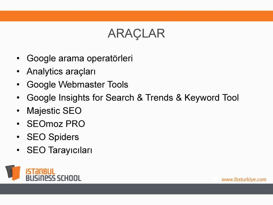 Insights for Search & Trends & Keyword Tool